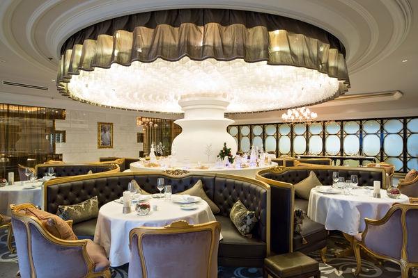 Французский Ресторан Les Menus par Pierre Gagnaire фото