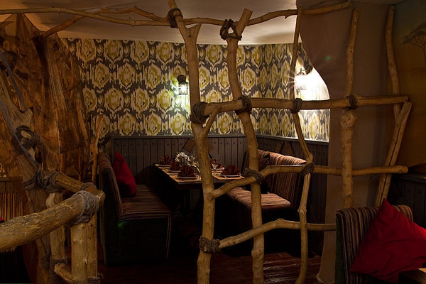 Ресторан Чайхона в Хамовниках фото 4