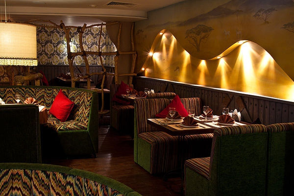 Ресторан Чайхона в Хамовниках фото 8