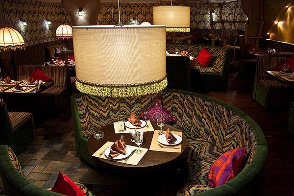 Ресторан Чайхона в Хамовниках фото