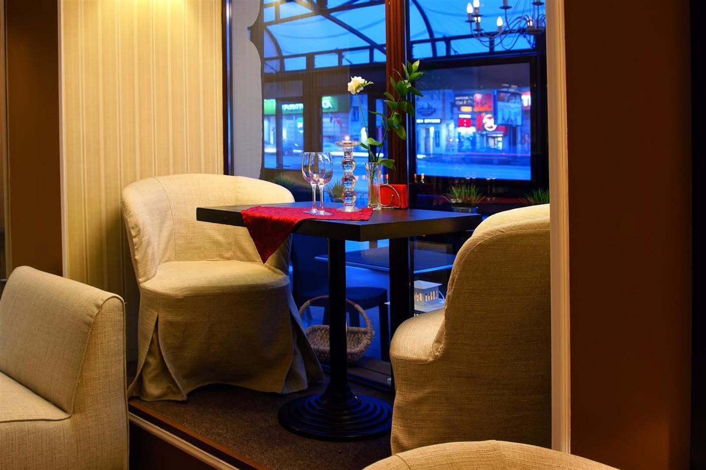 Кафе Баловень С на Павелецкой фото 6