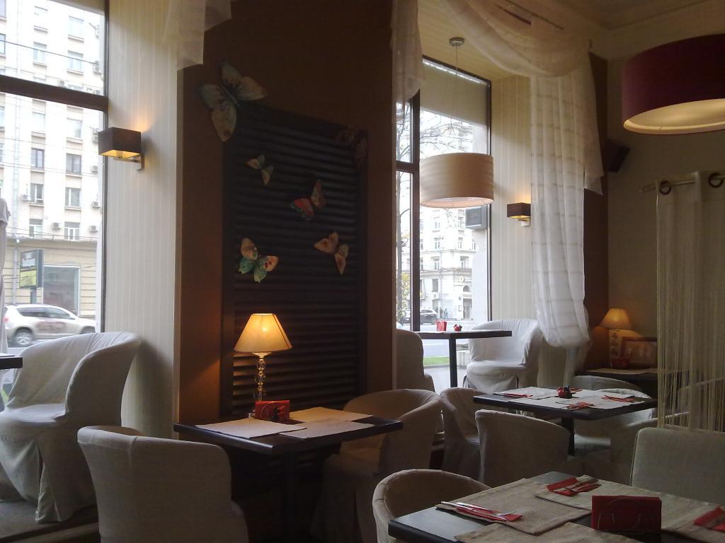 Кафе Баловень С на Павелецкой фото 21