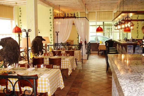 Итальянский Ресторан Бенвенуто на Автозаводской фото 3