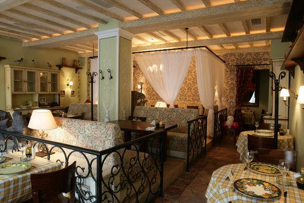 Итальянский Ресторан Бенвенуто на Автозаводской фото 5