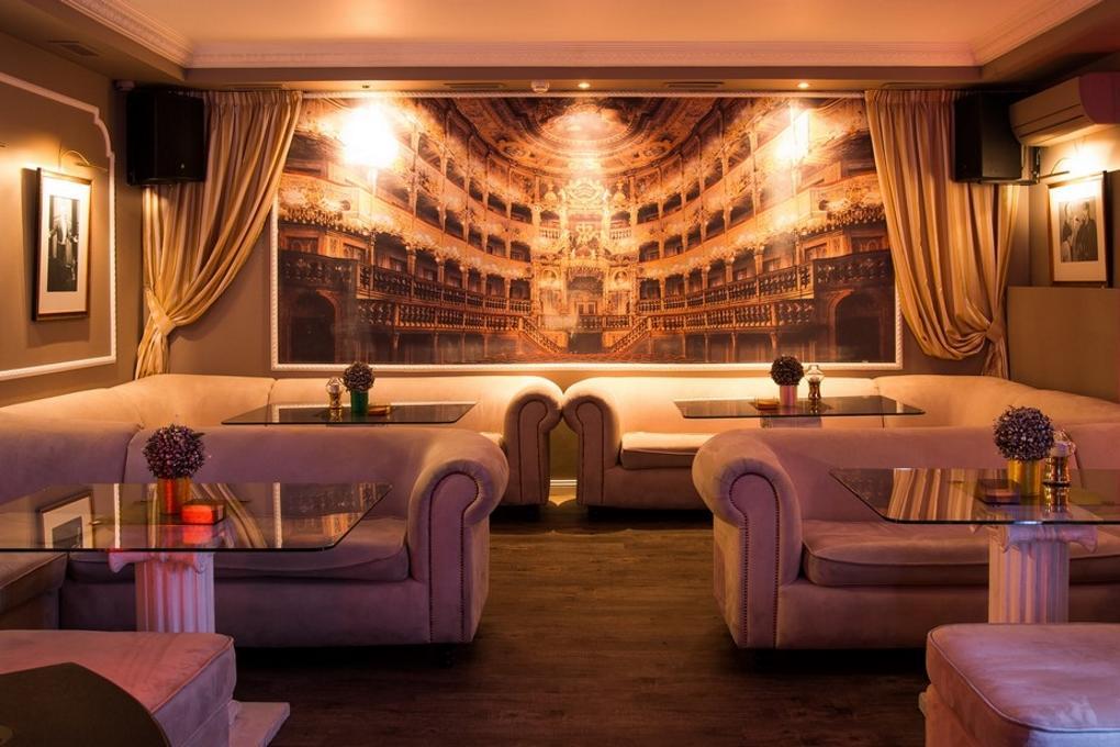 Итальянское Кафе Де Марко на Петровке фото 2