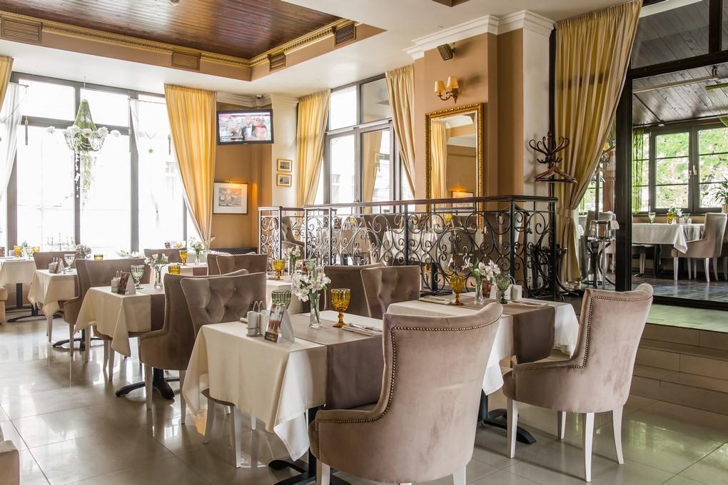 Итальянское Кафе Де Марко на Петровке фото 16