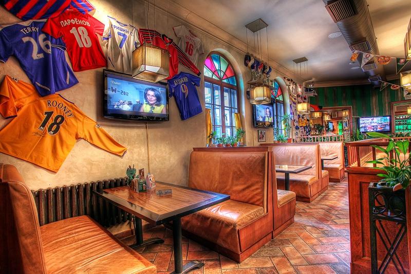 Пивной ресторан Гриль Хофф фото 15