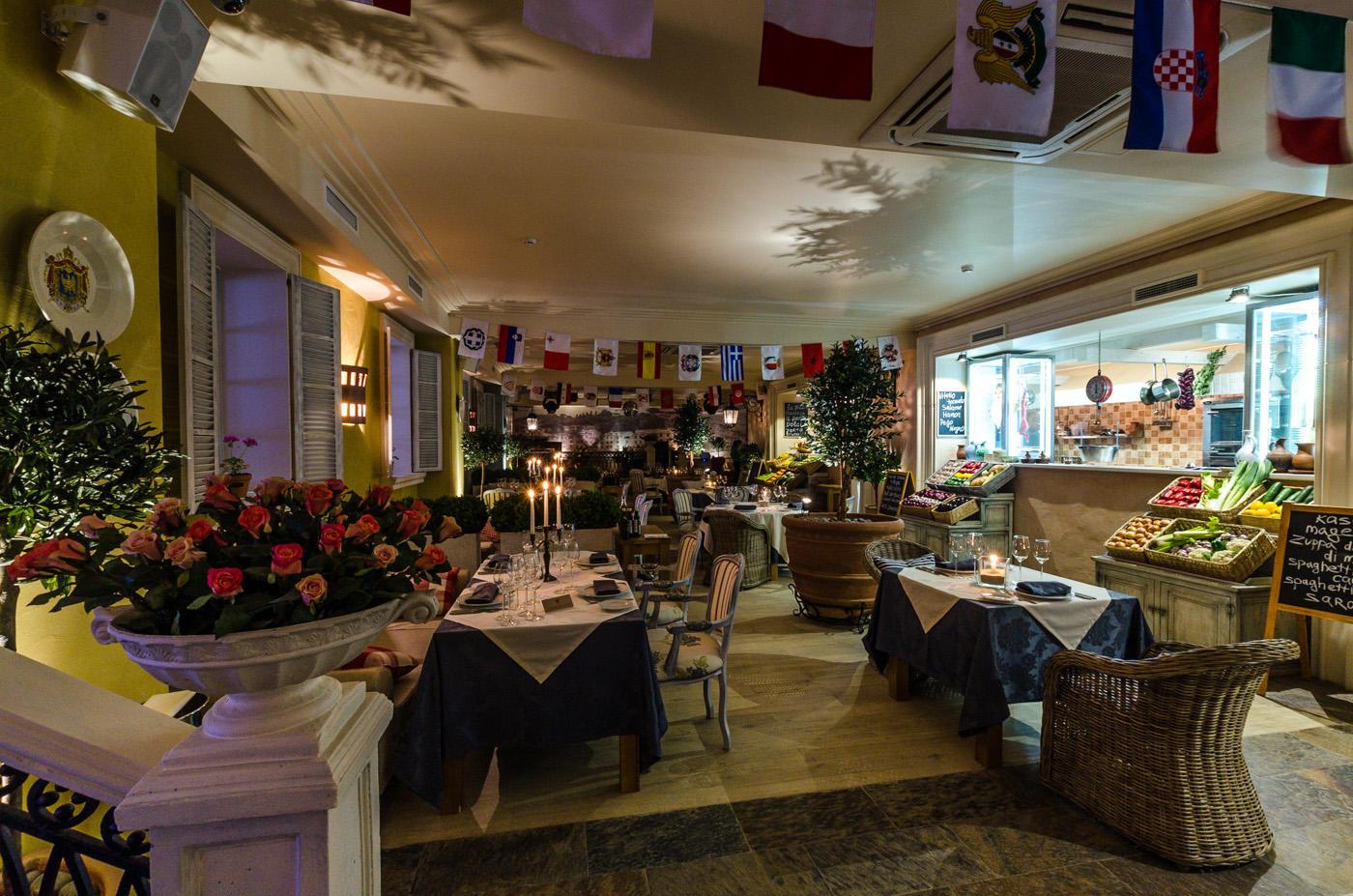 Средиземноморский Ресторан La Taverna (Ла Таверна) фото 9