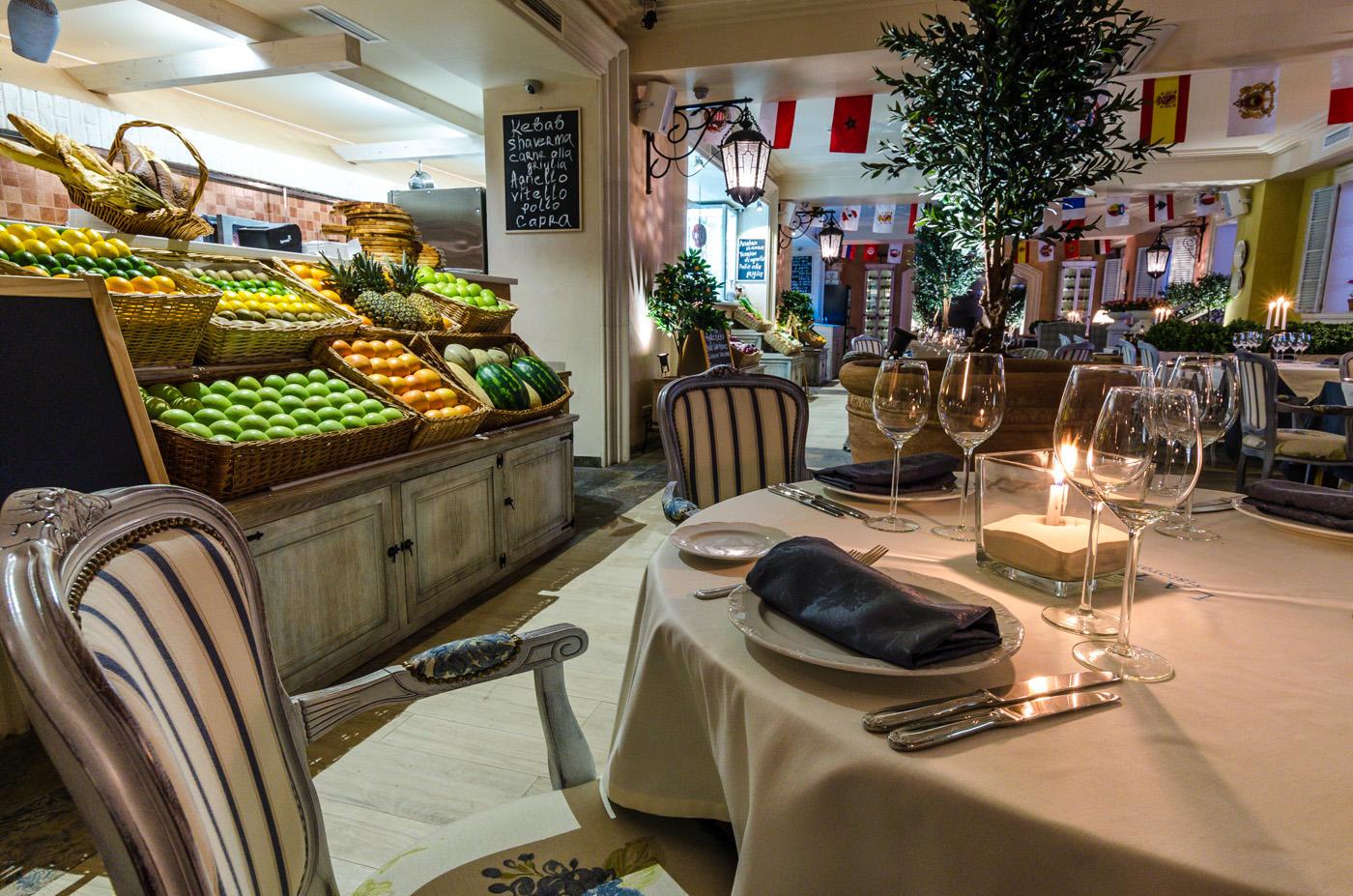 Средиземноморский Ресторан La Taverna (Ла Таверна) фото 10