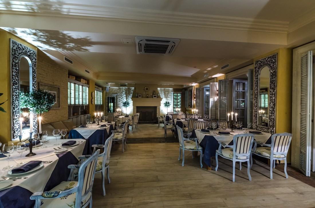 Средиземноморский Ресторан La Taverna (Ла Таверна) фото 15
