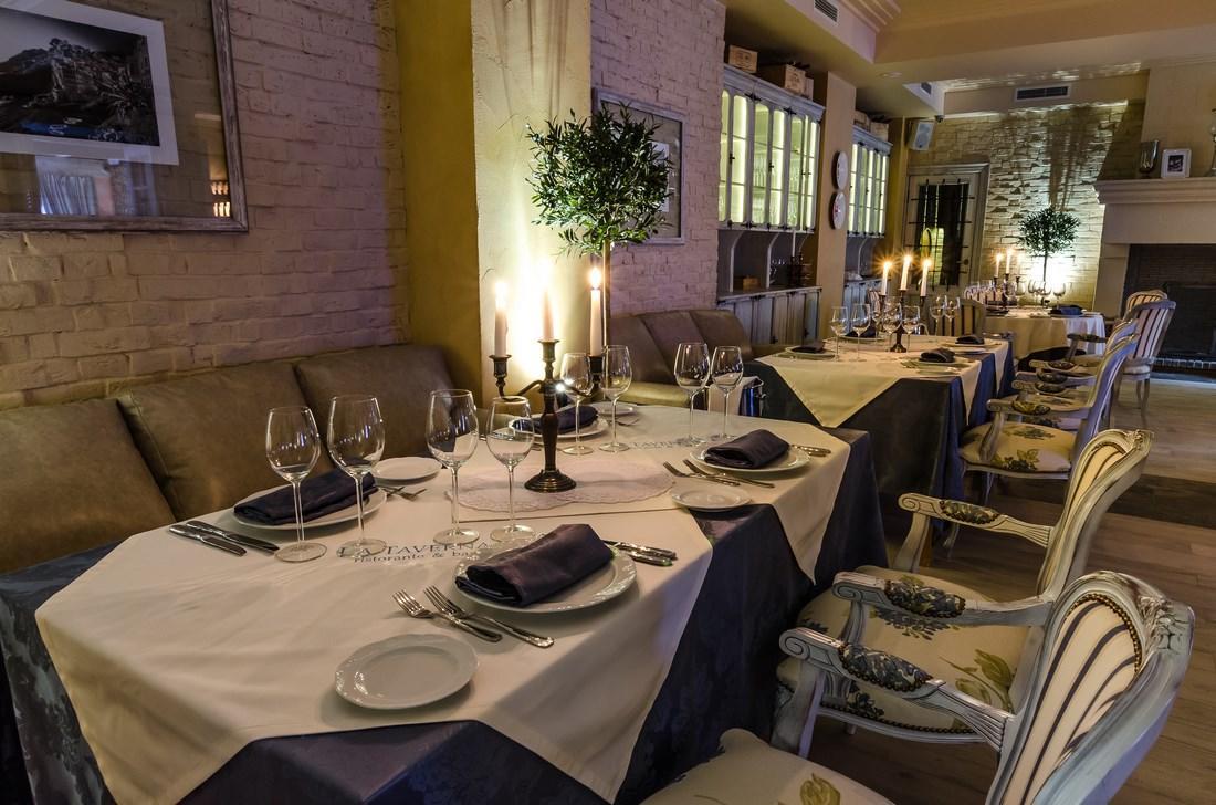Средиземноморский Ресторан La Taverna (Ла Таверна) фото 16