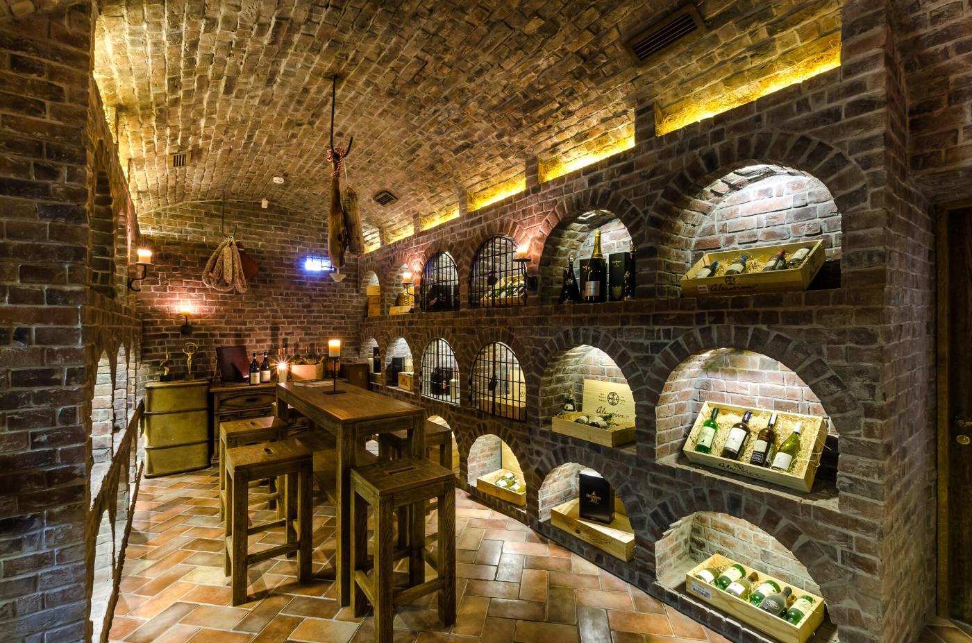 Средиземноморский Ресторан La Taverna (Ла Таверна) фото 22