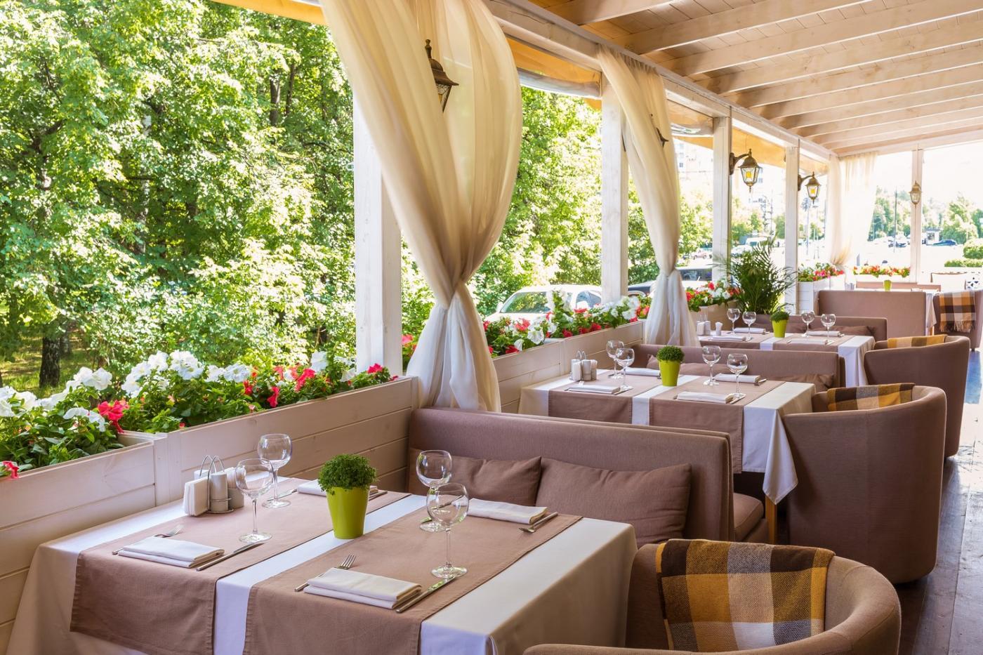 Итальянское Кафе Де Марко в Солнцево фото 15