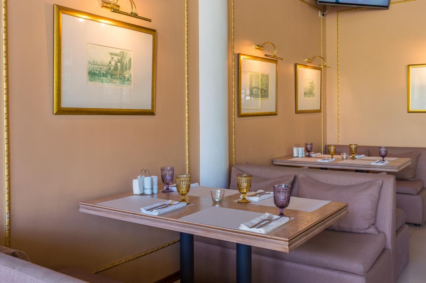 Итальянское Кафе Де Марко в Солнцево фото 21