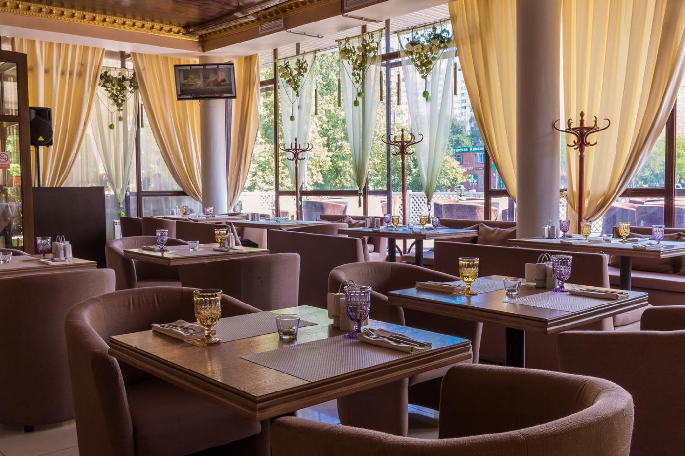 Итальянское Кафе Де Марко в Солнцево фото