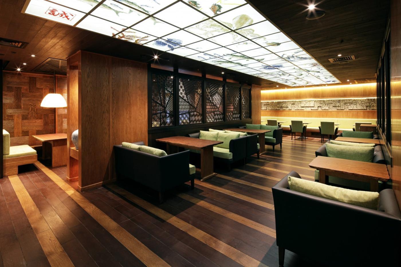 Японский Ресторан Макото на Краснопресненской (Makoto) фото