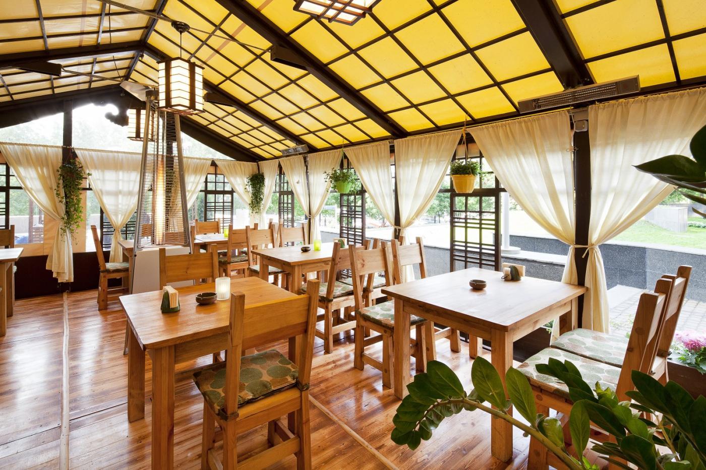 Японский Ресторан Макото на Краснопресненской (Makoto) фото 29