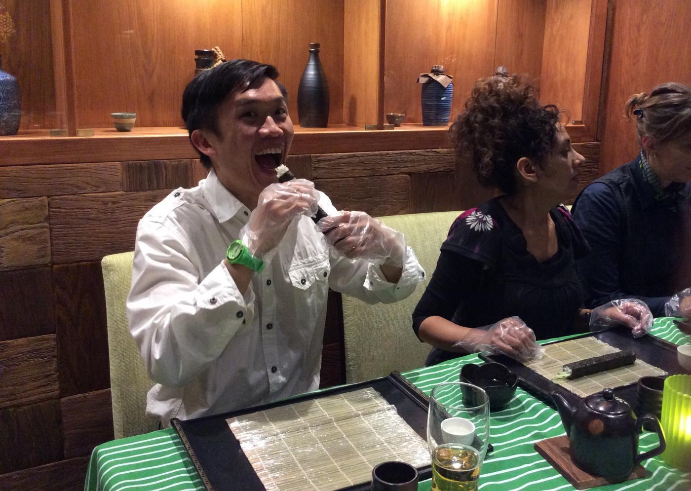 Японский Ресторан Макото на Краснопресненской (Makoto) фото 35