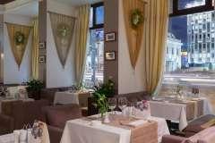 Итальянское Кафе Де Марко на Проспекте Мира фото 7