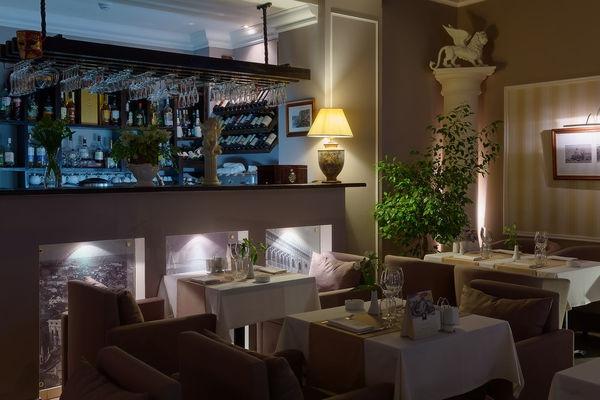 Итальянское Кафе Де Марко на Проспекте Мира фото 21