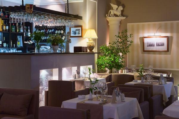Итальянское Кафе Де Марко на Проспекте Мира фото 10