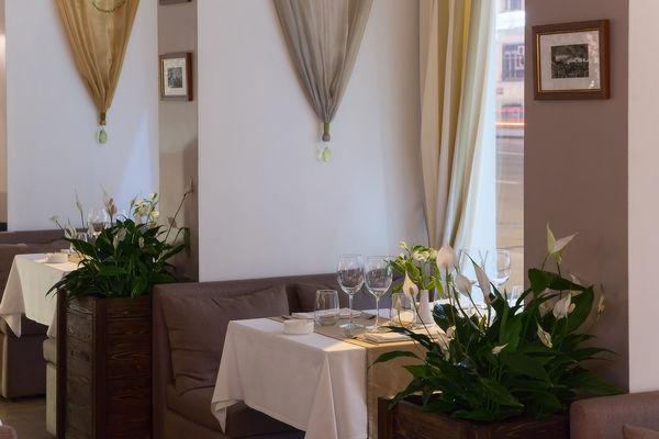 Итальянское Кафе Де Марко на Проспекте Мира фото 23