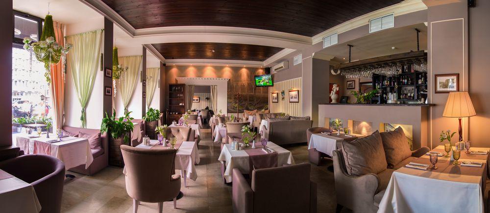 Итальянское Кафе Де Марко на Проспекте Мира фото 1