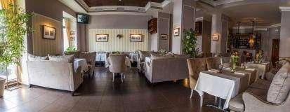 Итальянское Кафе Де Марко на Проспекте Мира фото 2