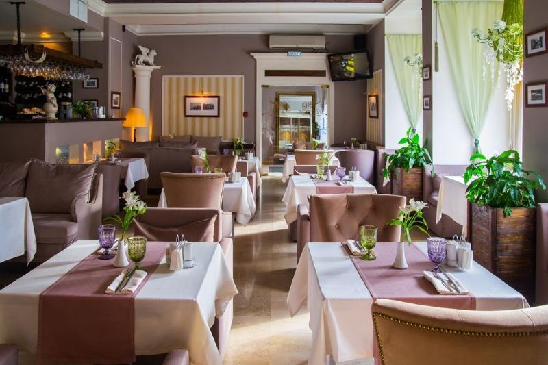 Итальянское Кафе Де Марко на Проспекте Мира фото