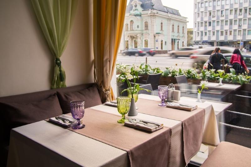 Итальянское Кафе Де Марко на Проспекте Мира фото 14