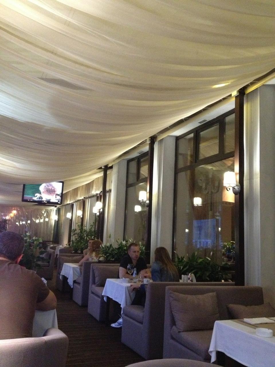 Итальянское Кафе Де Марко на Проспекте Мира фото 27