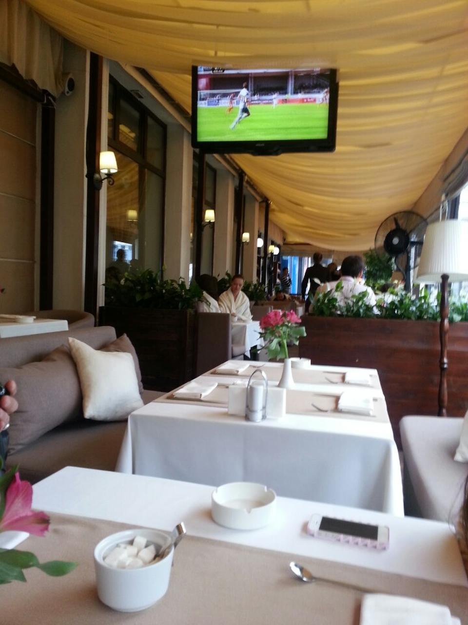 Итальянское Кафе Де Марко на Проспекте Мира фото 28