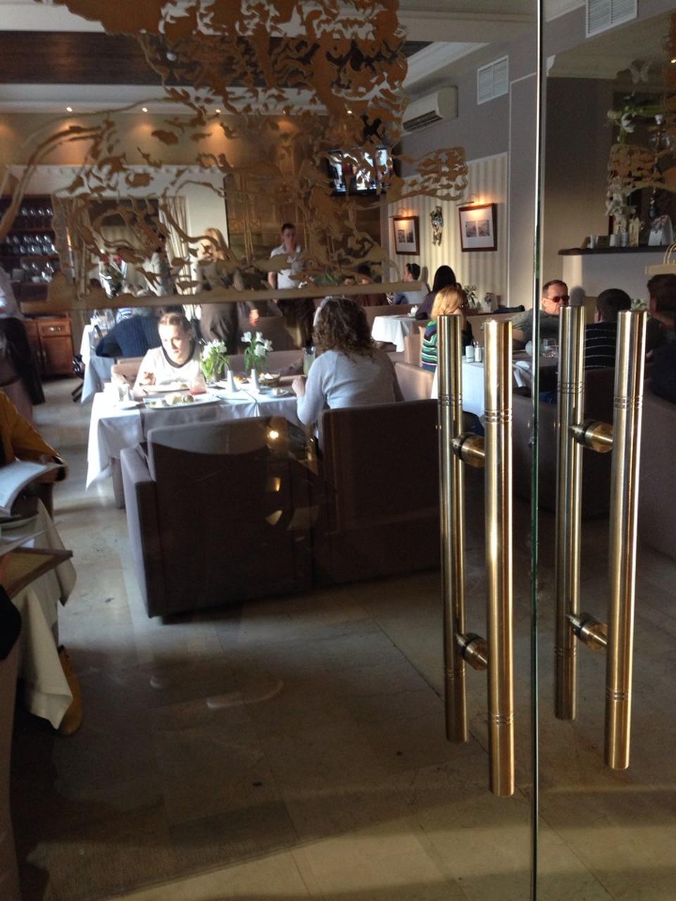Итальянское Кафе Де Марко на Проспекте Мира фото 30
