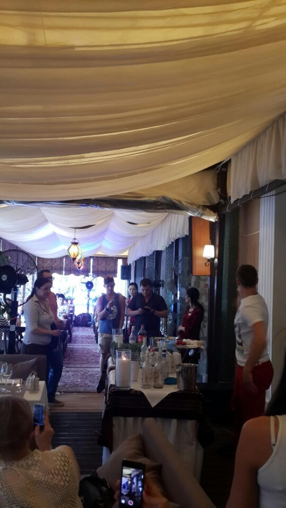 Итальянское Кафе Де Марко на Проспекте Мира фото 31
