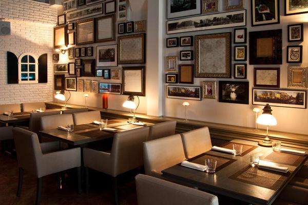 Ресторан Amsterdam (Амстердам) фото 1