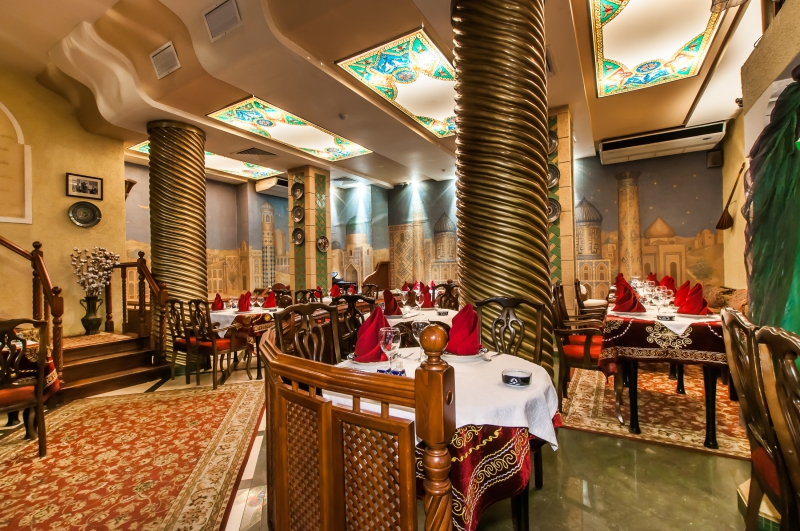 Восточный Ресторан Самарканд (Samarkand) фото 1