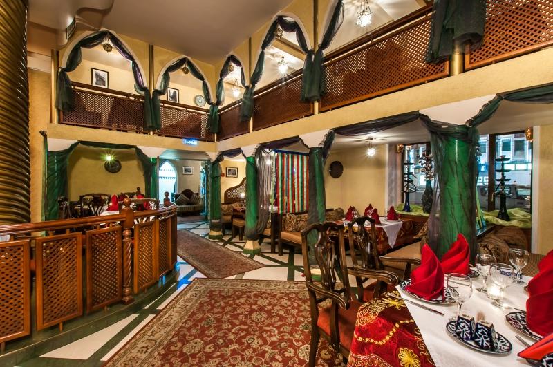 Восточный Ресторан Самарканд (Samarkand) фото 3