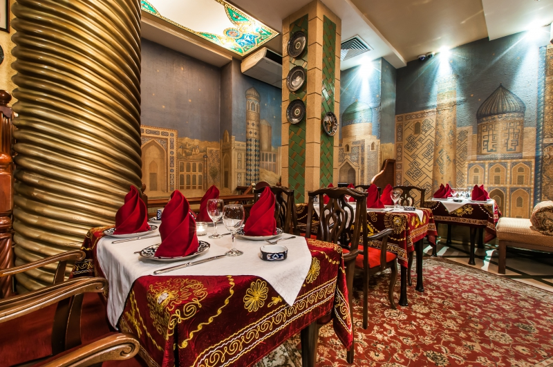Восточный Ресторан Самарканд (Samarkand) фото 4