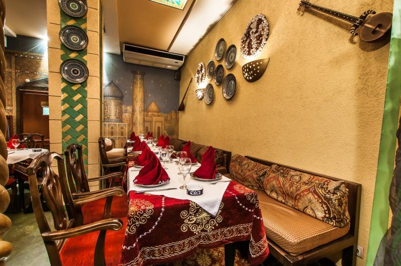 Восточный Ресторан Самарканд (Samarkand) фото 5