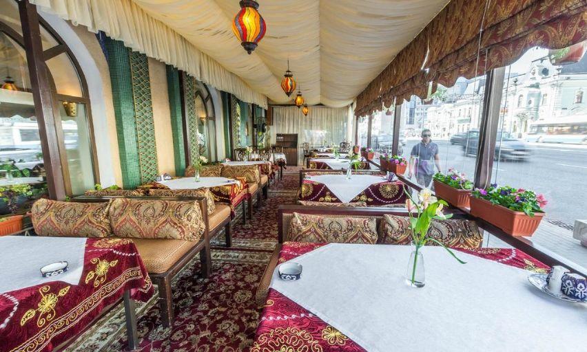Восточный Ресторан Самарканд (Samarkand) фото 18