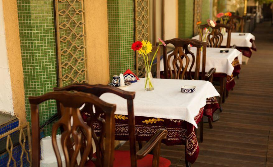 Восточный Ресторан Самарканд (Samarkand) фото 26