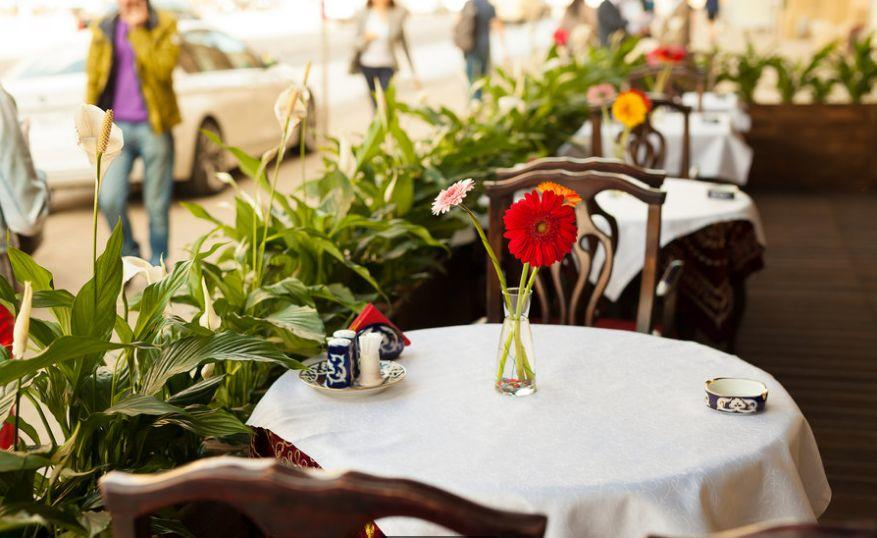 Восточный Ресторан Самарканд (Samarkand) фото 32