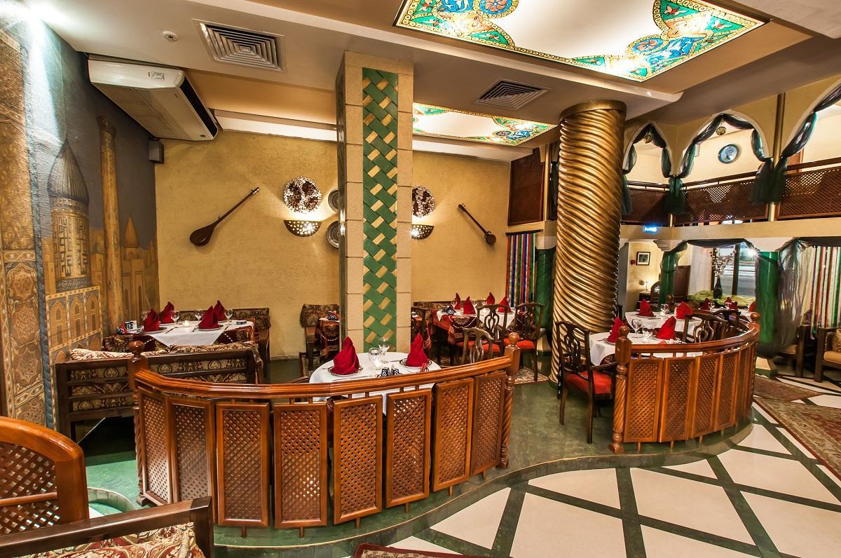 Восточный Ресторан Самарканд (Samarkand) фото