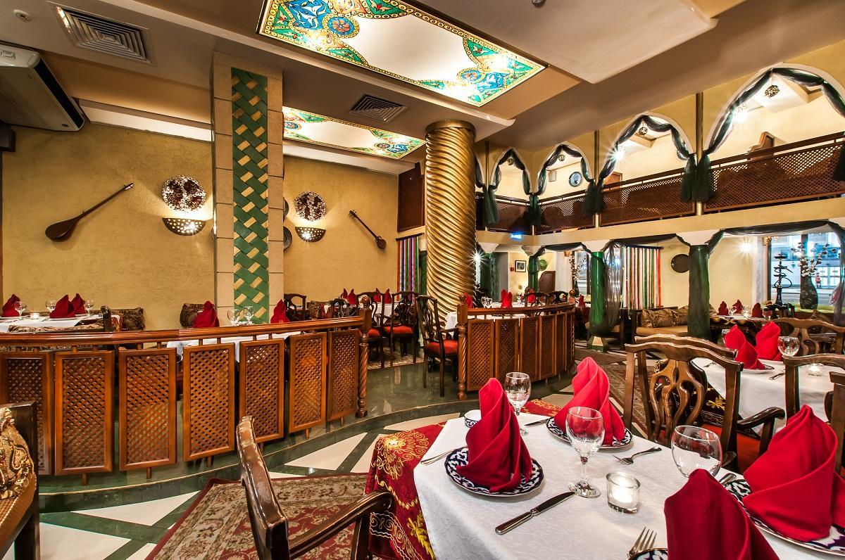Восточный Ресторан Самарканд (Samarkand) фото 43