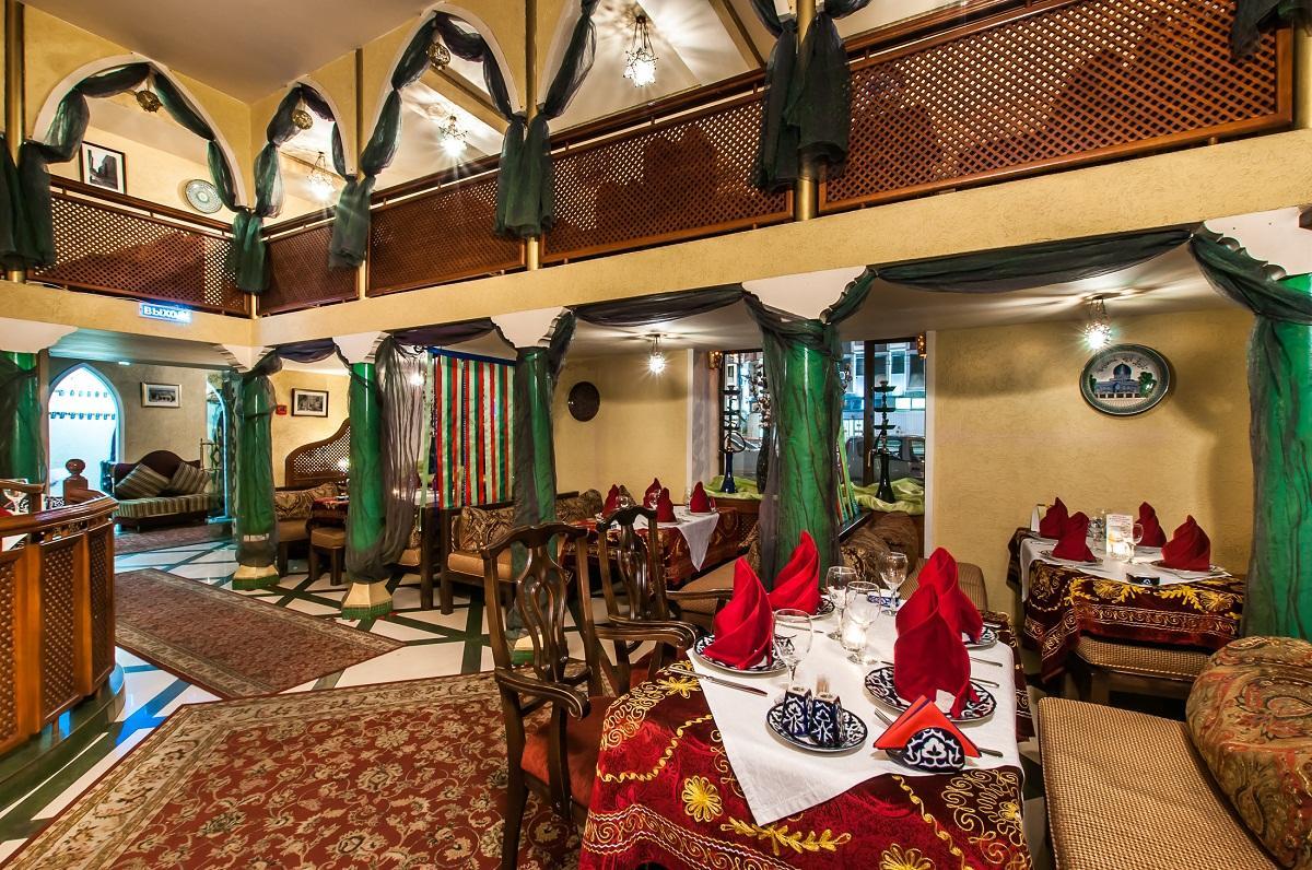 Восточный Ресторан Самарканд (Samarkand) фото 44