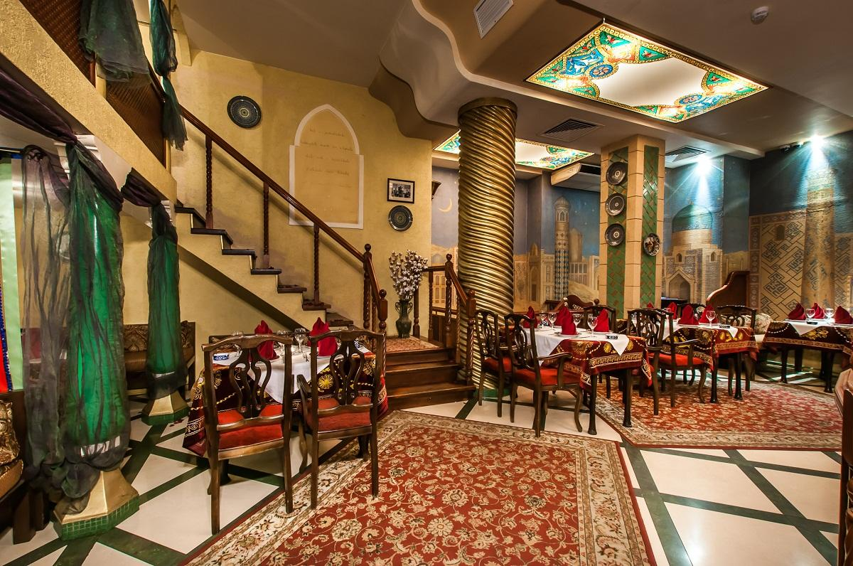 Восточный Ресторан Самарканд (Samarkand) фото 45