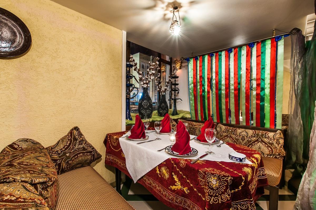 Восточный Ресторан Самарканд (Samarkand) фото 47
