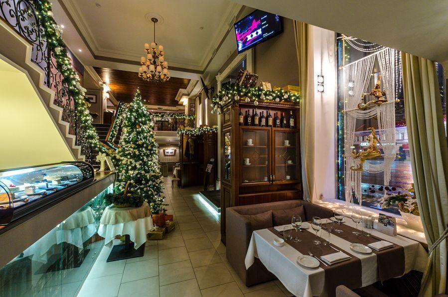Итальянское Кафе Де Марко на Садовой Черногрязской (Красные Ворота) фото 17