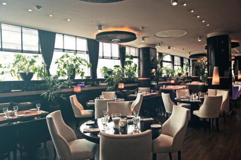 Ресторан Zafferano в ТЦ Lotte Plaza (Зафферано) фото 1