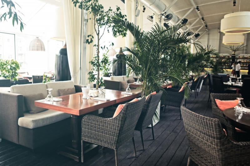Ресторан Zafferano в ТЦ Lotte Plaza (Зафферано) фото 11